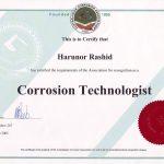 ACA Corrosion Technologist