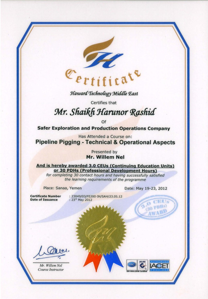 Himoya Corrosion Technology Cathodic Protection And